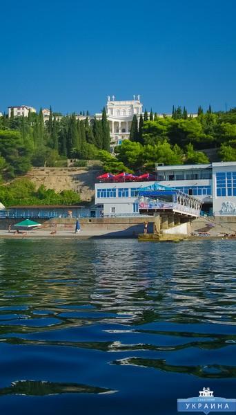 Размещение санатория украина: корпус 1 (4 этажа), главный корпус, самый комфортабельный