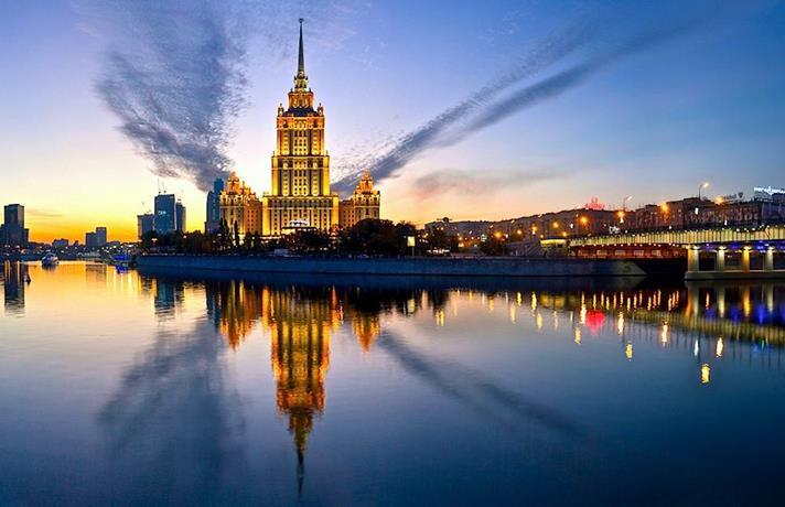 Самые красивые места в москве фото