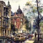 Экскурсия «История улицы Ярославов вал» в Киеве